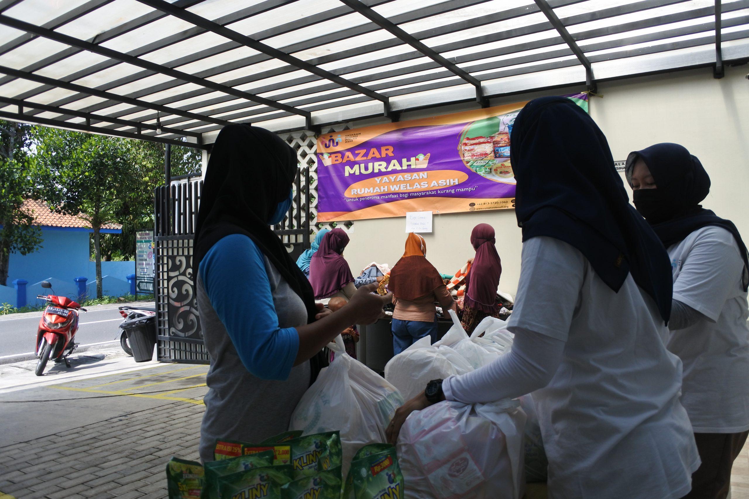 Bazar Sembako Murah